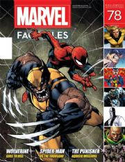 Marvel Fact Files #78 Eaglemoss Publications